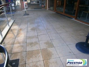 Clean Commercial Paved Surface